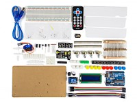 Arduino Intermediate Kit avec télécommande IR et audio