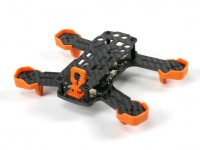 Diatone Tyrant Kit 150 Frame - orange