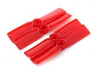 DYS T3030-R 3x3 CW / CCW (paire) - 2pairs / pack rouge