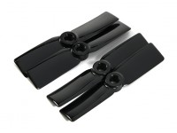 DYS T3030-B 3x3 CW / CCW (paire) - 2pairs / pack noir