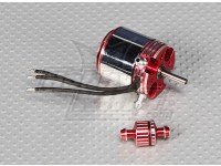 ADS400L refroidi par eau de 600w de Brushless Outrunner