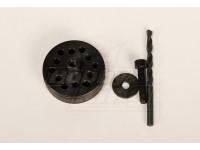 Prop & Back-Plate Jigs des trous pour DA100 et 150 \ DLE111 \ 3W50-170 \ TMM53-106