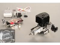 Moteur à essence 30cc Turnigy w / CDI d'allumage électronique et Véritable Walbro Carburateur