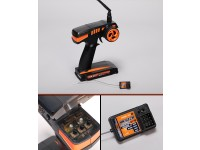 HobbyKing® ™ GT-2 2.4Ghz 2Ch Tx et Rx