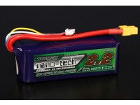 Turnigy nano-tech 2200mah 4S 35 ~ 70C Lipo Paquet