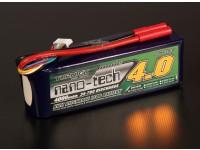 Turnigy nano-tech 4000mah 6S 35 ~ 70C Lipo Paquet