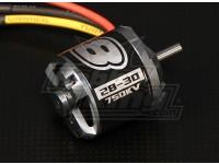 MFO Prop Drive Series 28-30A 750KV / 140w