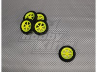 Super Light multi Spoke Wheel D46x9mm (5pcs / bag)