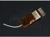 OrangeRx R410 Spektrum DSM2 Compatible 4Ch 2.4Ghz Receiver
