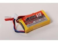 Rhino 610mAh 2S 7.4v 20C Lipoly Paquet
