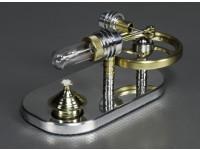 Stirling Displacer Engine - Affichage Travailler Modèle