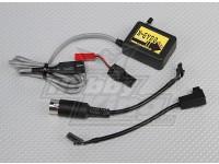 X-Gyro 500 Système mono-axe Tracking Head.