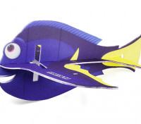 H-King Glue-N-Go Blue Tang EPP 850mm (Kit)