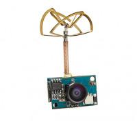 Adjustable Power 25mW / 200mW 5.8GHz 48CH NTSC/PAL Mini VTX FPV Camera Combo