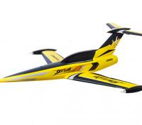 """H-King SkySword Yellow 70mm EDF Jet 990mm (40"""") (Kit)"""