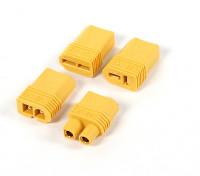 Nylon XT60 Multi-plug Adapter Set (T-Connector / EC3 / Compatible / Tamiya)