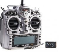 FrSky 2.4GHz ACCST TARANIS x9d PLUS et X8R Combo Système Radio Télémesure numérique (mode 2)