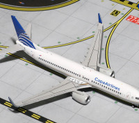 Gemini Jets Copa Airlines Boeing 737-800w HP-1719CMP 1:400 Diecast Model GJCMP1359