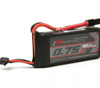 Turnigy graphène 750mAh 3S 65C Lipo Pack (lead Short)