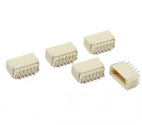 JST-SH 5Pin Socket (Surface Mount) (5pcs)