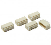 JST-SH 6broches Socket (Surface Mount) (5pcs)