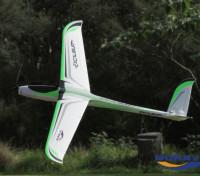 Kit version Excalibur de prop de carbone inc ci-dessus. autocollant (mais pas appliquée)