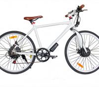 Vélo de route électrique 250 watt - pédelec (prise UK)