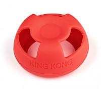 KINGKONG Mushroom Antenne Veste de protection (version FatShark) (rouge)