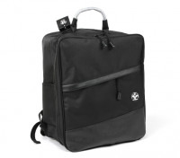 P4-Backpack Black couleur