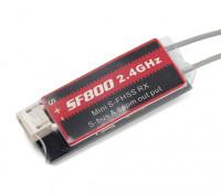 Futaba S-FHSS MINI compatible HV Récepteur
