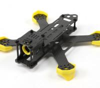empattement iagonal: 180 mm, poids de la monture: faible cente 89g, la pleine fibre de carbone 3K