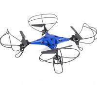 2.4G 4CH ALLIAGE RC Quadcopter SANS CAMERA avec 6 axes gyroscope Bleu