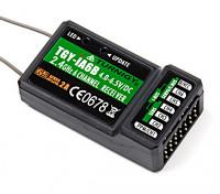 Récepteur Turnigy iA6B V2 Receiver 6CH 2.4G AFHDS 2A Telemetry w Sbus