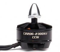 Turnigy D2206-2300KV 31g Brushless Motor CCW