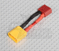 Homme XT60 <-> Femme T-Connector (1pc / bag)