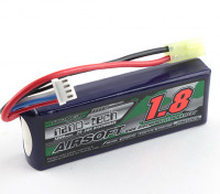 Turnigy nano-tech 1800mah 3S 20 ~ 40C Lipo AIRSOFT Paquet
