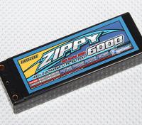 ZIPPY 6000mAh 2S2P 35C Hardcase Paquet
