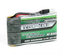 Turnigy nano-tech 750mah 1S 35 ~ 70C Lipo Pack (Convient Nine Eagles Solo Pro-180)