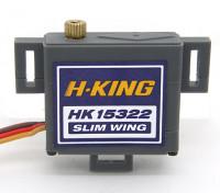 HK15322MG Slim numérique Wing Servo 1,75 kg / 0.10sec / 19g