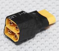 XT60 Harnais pour 2 Packs en parallèle (1pc)