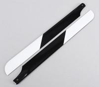 520mm TIG en fibre de verre principal Lames