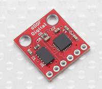 Kingduino 6-DOF Module IMU 6DOF Control Attitude 3205 345