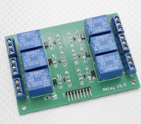 Module de relais Kingduino 6 canaux