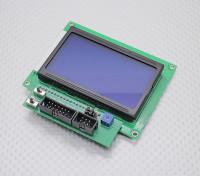 LCD 12864 V2.0 Module pour Kingduino