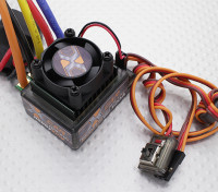 Hobbyking® X-Car 120A Brushless Car ESC (sensored / sensorless)