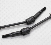 Double Joint Drive Shaft Universal (2pcs / sac) - 1/10 HobbyKing Mission-D 4WD GTR Drift Car