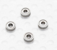 Lame Grip Bearing - Hélicoptère Walkera super CP Micro 3D (4pcs)