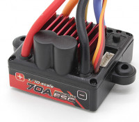 Turnigy TrackStar 1/10 70A Waterproof Car ESC (Sensored uniquement)