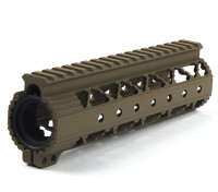 Dytac Invader Lite 7.2 pouces Rail System (Dark Earth)