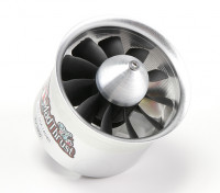 Dr Mad Thrust 70mm 11-Blade alliage EDF 3900kv Motor - 1300watt (4S) contre la rotation